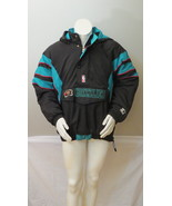 Vintage Vancouver Grizzlies Jacket - Puffy Pullover by Starter - Men's XL - $275.00