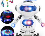 Bot toy with light children pet brinquedos electronics jouets electronique for boy thumb155 crop