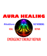 Aura Cleansing spell,remove and block bad luck, aura fix, real magic, he... - $29.97