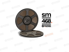 "RTM SM468 BASF AGFA PEM468 Reel Master Tape 1/4"" 2500' 762m Authorised D... - $46.04"