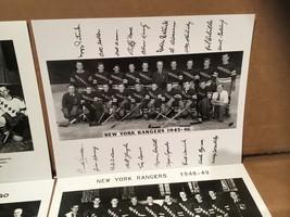 NHL New York Rangers Team Photo 1945-46 - $5.44