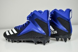 huge discount 1cdd9 c63d8 New Adidas Freak x Carbon Mid SAMPLE Blue Black White Football Cleats  Training 9 -  30.68