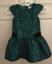 Dressed Up by Gymboree Girls Holiday  Occasion Dress Size 3T - $14.80