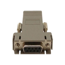 Somfy DB9 to RJ45 Adaptor for RS232 (For use with URTSI) - $19.40