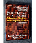 Forrest Ceneral Medical Center Advanced Medical Transcription Course cd ... - $4.00