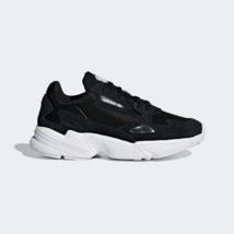 Adidas Originaux Femmes Falcon Streetwear Chaussures Noir - $152.46