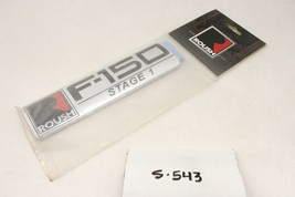 New Roush OEM NOS Ford F150 Stage 1 Badge Emblem 2004-2020 F-150 R09010004 - $36.58