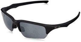 New Oakley Flak Beta Prizm Sunglasses Matte Black w/Gray Prizm OO9363-1064 - $97.95