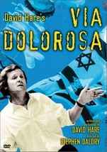 Via Dolorosa DVD 2003 John Baile Billy Elliot David Hare NEW - $10.00