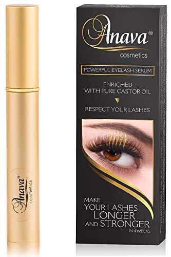 Eyelash Growth Serum - 6-Months Supply - All Natural Enhancing Treatment for Fal
