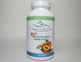 Organic Vitamin B17 100% Natural Bitter Apricot Kernels Seeds Extract Vegetarian - $25.00