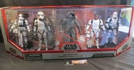 Disney Store Authentic Star Wars Elite Series Deluxe Gift Set Die cast 5 Pack - $133.80