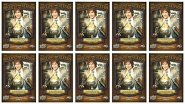 (10) 2009-10 Upper Deck Biography of a Season #BOS3 Alexander Ovechkin Lot - $14.01