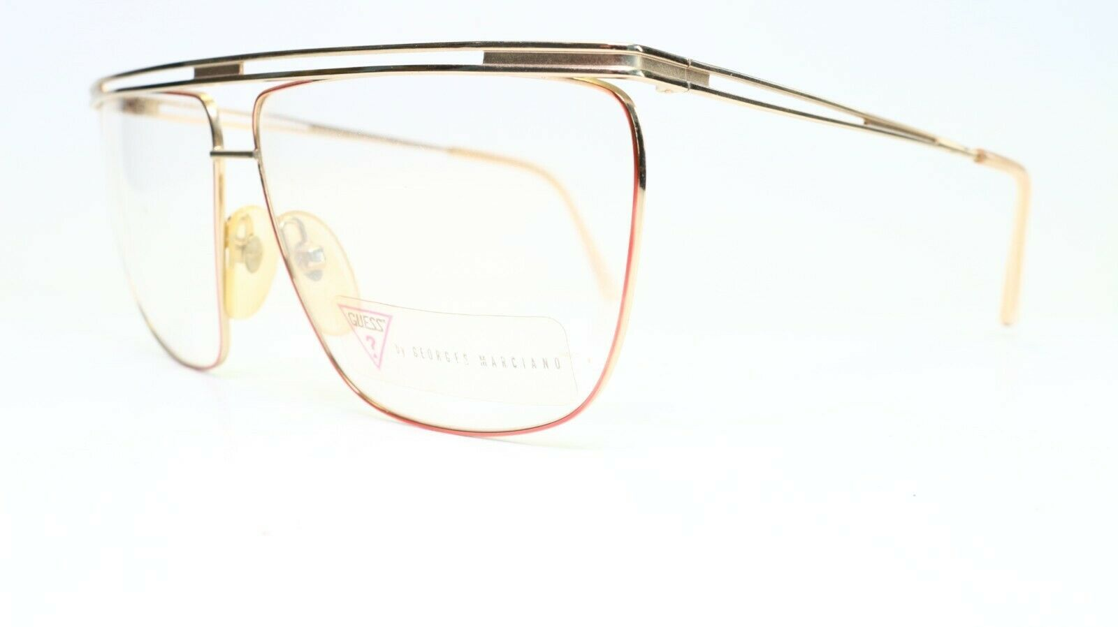 Primary image for NEW AUTHENTIC GUESS GA 2003 RED GOLD  EYEGLASSES FRAME GA2003 RX 62-12