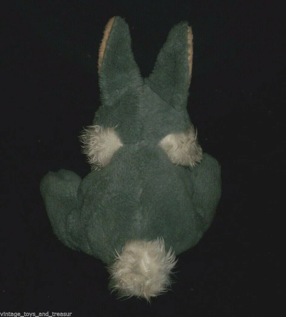 "14"" VNTAGE DISNEY THUMPER BUNNY RABBIT BAMBI CALIFORNIA STUFFED ANIMAL PLUSH TOY"