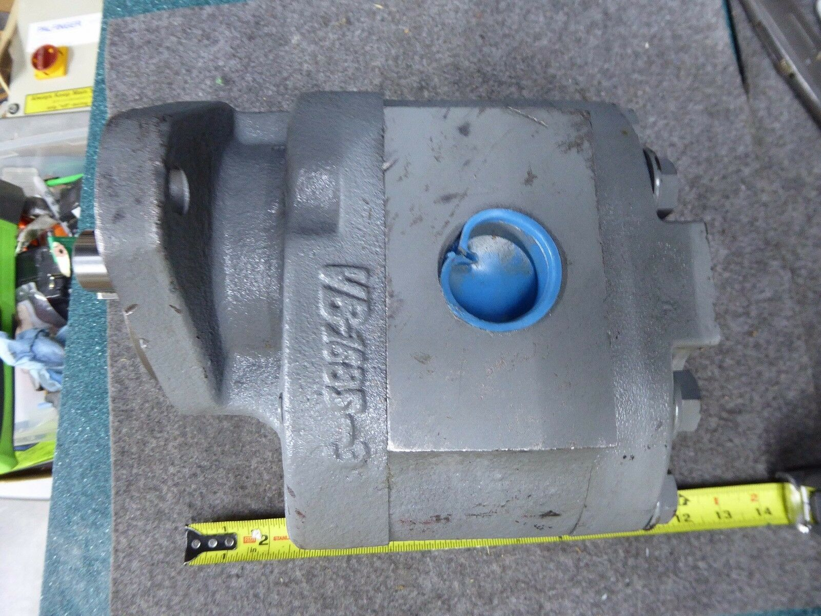 Metaris Hydraulic Pump MHP76A498BEYL2011 new