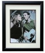 Ike and Tina Turner Framed 1960's On Stage 12x17 High Quality Photo - $158.39