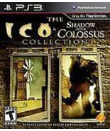 The Ico & Shadow of the Colossus Collection (Sony PlayStation 3, 2011) - $10.93