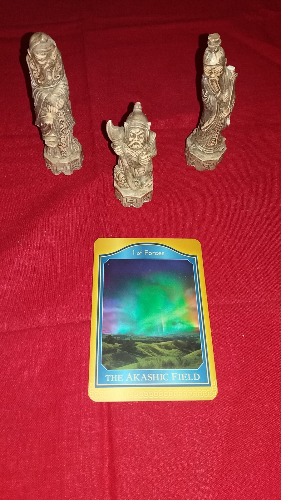 Akashic Tarot Reading with ONE card make and 46 similar items