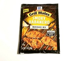 McCormick Grill Mates Smoky Habanero Marinade Mix 1 oz - $5.99+
