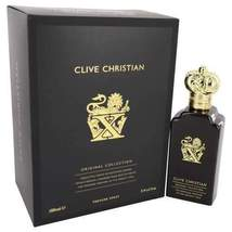 Clive Christian X by Clive Christian Pure Parfum Spray (New Packaging) 3.4 oz (W - $506.50