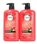 2 Bottles Herbal Essences 33.8 Oz Color Care Color Me Happy Shampoo With... - $37.99