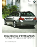 2012 BMW 3-SERIES Wagon brochure catalog US 12 328i xDrive - $9.00
