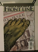 World War Hulk :Front Line #1-6 full set August 2007 - $14.77