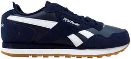 Reebok CL Harman Run Collegiate Navy/White-Gum DV5195 Men's Size 10 - $65.00