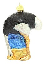 Old World Christmas Ostrich with Head in the Sand Glass Ornament 16097 FREE BOX - $16.65