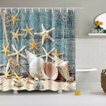 New Arrival Shower Curtain Colorful Bathroom Curtains Classic Waterproof Washabl - $26.95
