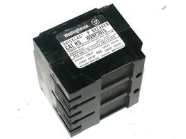 VERY NICE WESTINGHOUSE 15 AMP 3 POLE 240 VAC CIRCUIT BREAKER MODEL HQNP3015 - $14.99