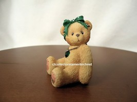 Cherished Teddies Little Sparkles May Bear 2003 Used No Box - $19.75