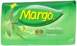 Margo Original Neem Soap 75g (Get Twelve Soap (12*2.6 oz)) - $20.00