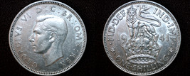 1941 Great Britain 1 Shilling World Silver Coin - UK - $12.99