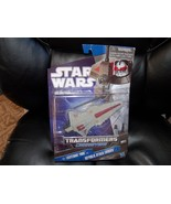 NEW Star Wars Transformers Figure - Lieutenant Thire with Republic Attac... - $49.80