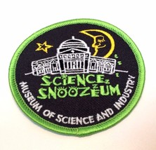 Museum of Science and Industry Chicago Illinois Souvenir Patch Science S... - $10.88