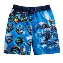60% OFF SKYLANDERS SWAP FORCE UV-50 Bathing Suit Swim Trunks NWT Boys Si... - $10.25