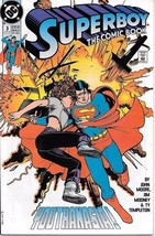 Superboy Comic Book Series 2 #3 DC Comics 1990 VERY FINE NEW UNREAD - $2.25