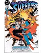Superboy Comic Book Series 2 #3 DC Comics 1990 VERY FINE NEW UNREAD - $2.25