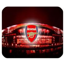 Mouse Pad Arsenal FC Logo Professional Football Club Sports Editions For... - $4.00