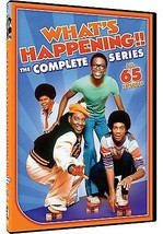 What's Happening Complete Series TV Show DVD Set Season 1 2 3 Collection... - $37.61