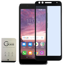 For Alcatel 1X Evolve IdealXtra Case Cover 3D Edge Tempered Glass Screen  - $6.79
