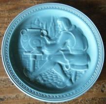 Homer Laughlin 1939 1940 New York World's Fair American Potter Plate - $16.82