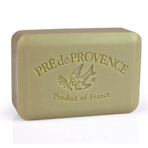 PRE de PROVENCE French Soap GREEN TEA, 250 Gram Large Bath Size, Single ... - $5.90