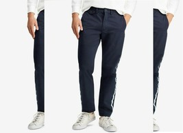 Polo Ralph Lauren Men's Stretch Straight Fit Bedford Chino Pants,Size 34X30, $98 - $44.40