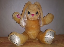 """LNWOTs Build A Bear 16"""" Bunny Rabbit Jointed More Moves Stars Stuffed Plush BAB - $28.00"""