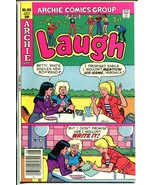 Laugh #365 1981-Archie-Betty-Veronica-FN - $18.62