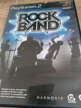 Sony PS2 RockBand image 1