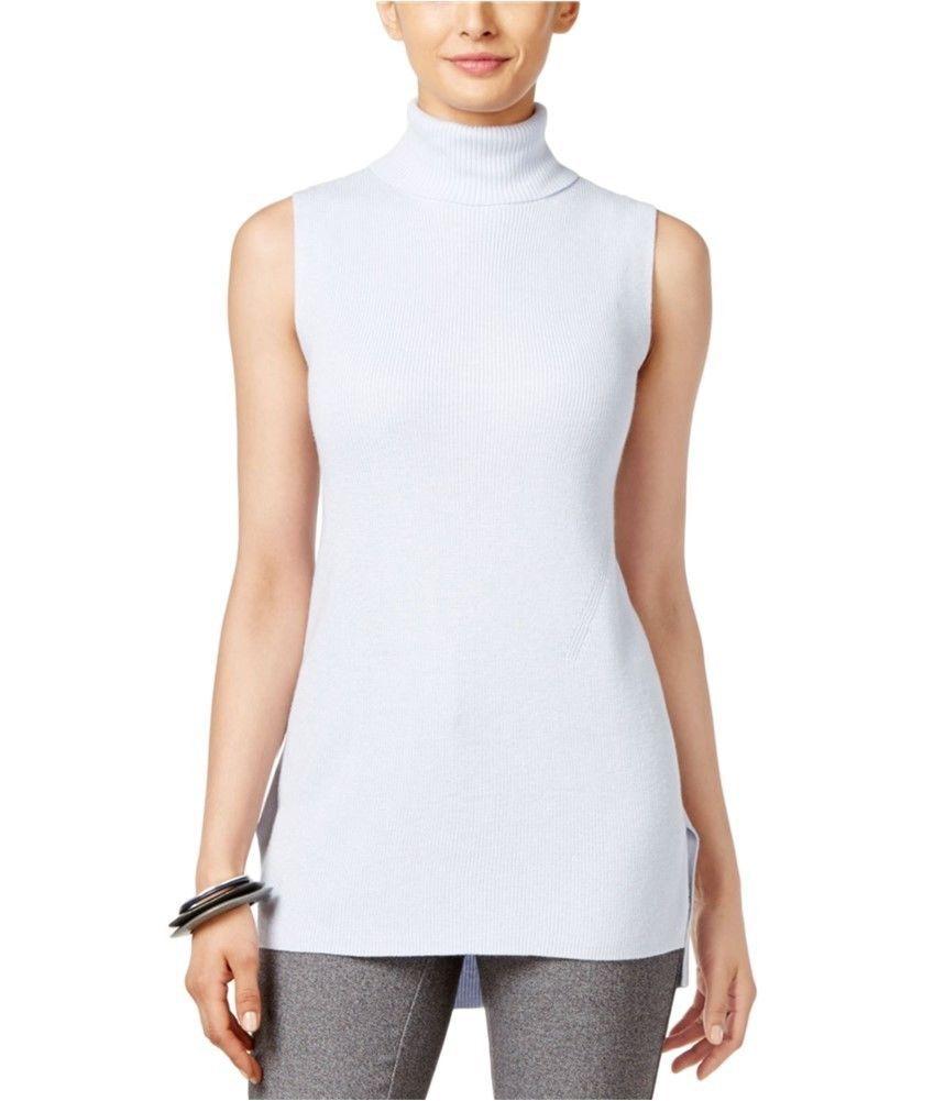 Alfani Prima Turtleneck Sweater Blue Size 2XL